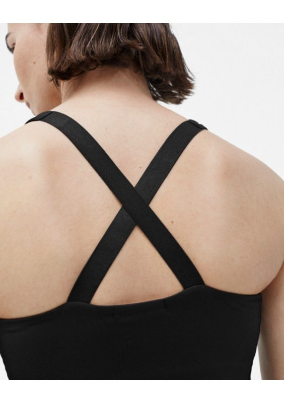 Cross-back Filippa K Control Top - Czarny