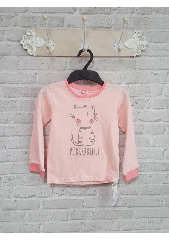 Bluzka dla dziewczynki PEP&CO rozm 12-18mies NOWA outlet odzieżowy online