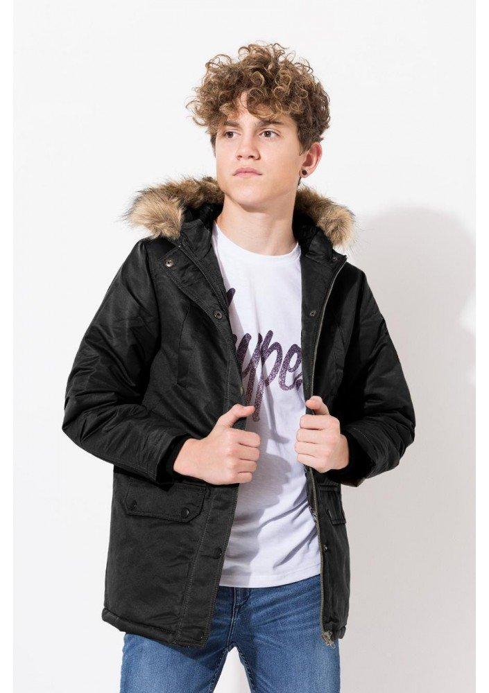 Hype kurtka zimowa dla chłopca 13 lat