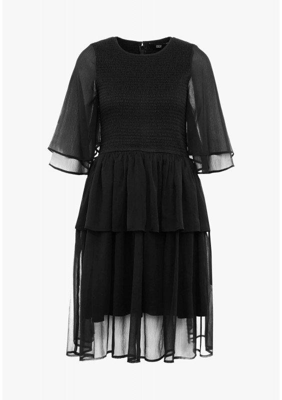 Steffen Schraut RYOKO FASHIONISTA DRESS - Sukienka koktajlowa - black