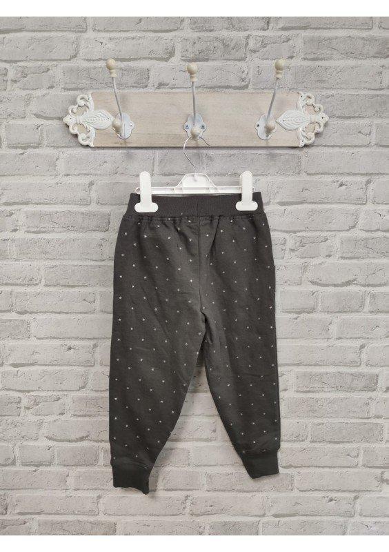 Spodnie dresowe dla dziewczynki 6-9 mies