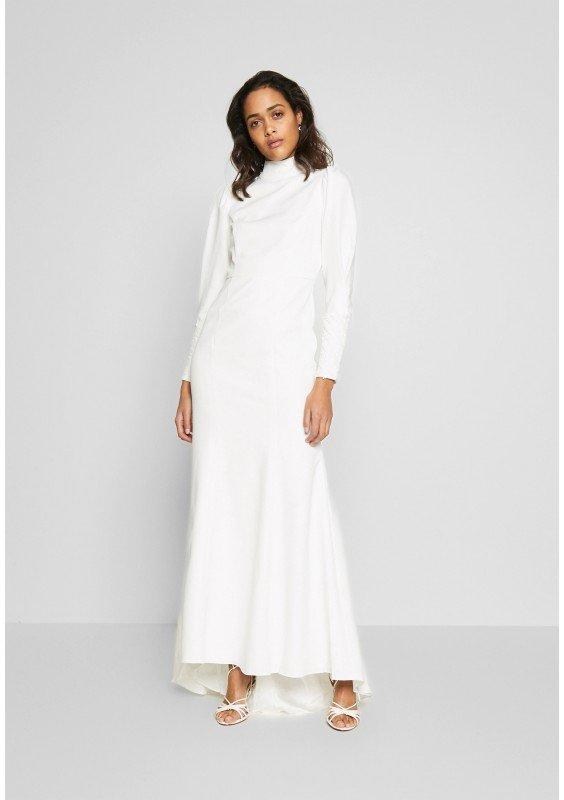 YAS YASPATRICIA - Długa sukienka - star white