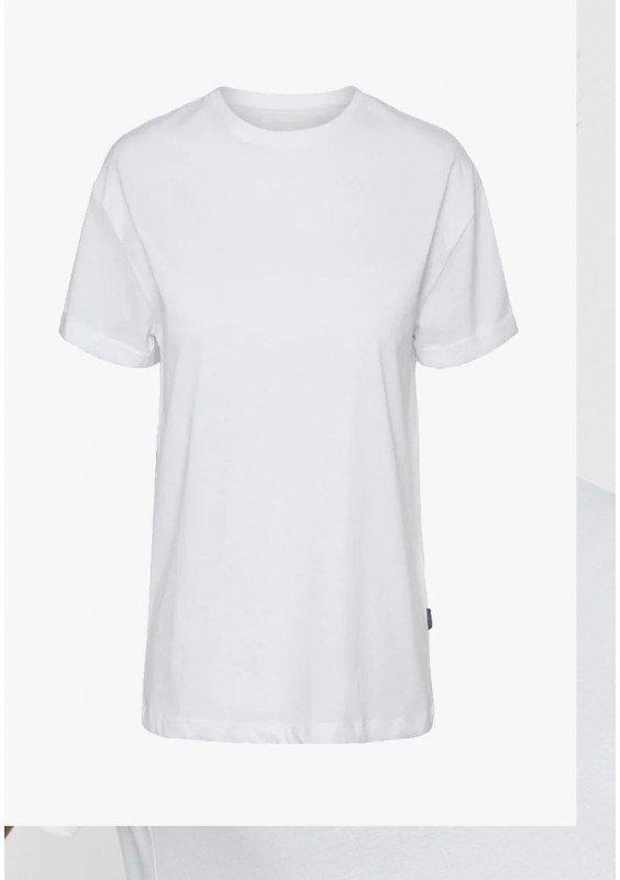 Noisy May T-shirt basic - bright white
