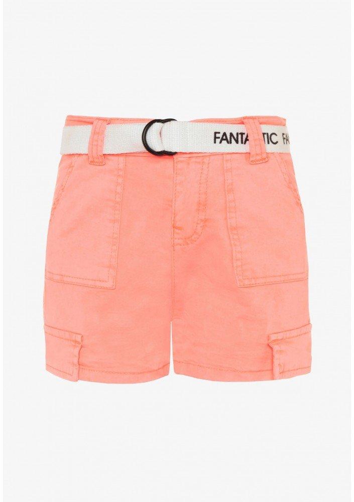 Staccato TEENAGER - Szorty - neon peach
